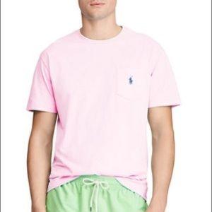 Polo Ralph Lauren Classic Fit Pocket T-Shirt (T91)